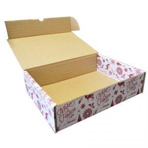 Large Printed Box TF0046 (330 x 230 x 80mm)