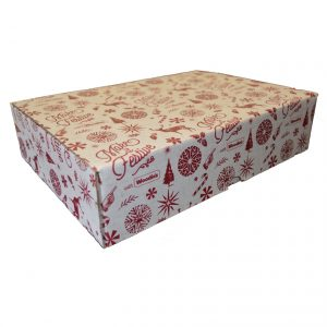 Large Printed Box TF0046 (330 x 230 x 80mm)