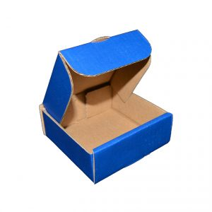 Small Printed Box TF0047 (75 x 75 x 25mm)