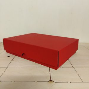 Gift Box Red 255 x 180 x 60mm